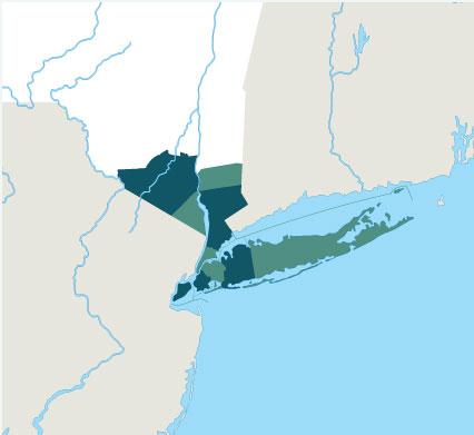 New york hard money lending regions