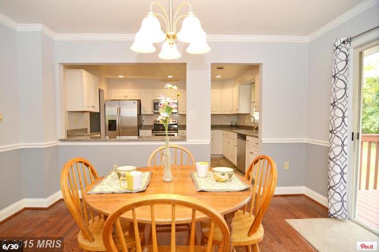 maryland hard money lender case study dining room renovation