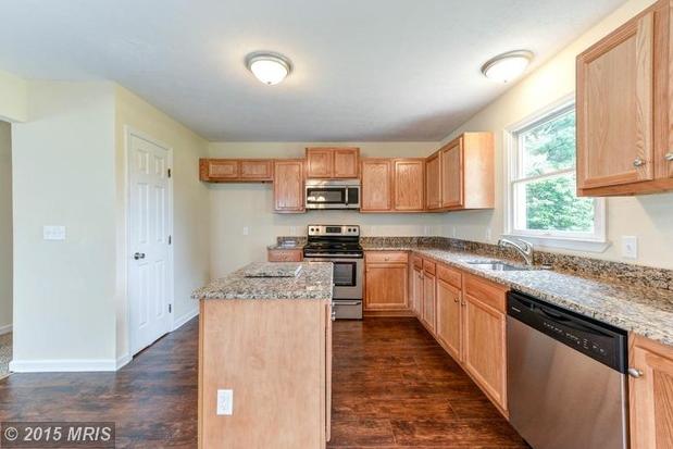 Maryland Hard Money Loan Fix and flip kitchen renovations