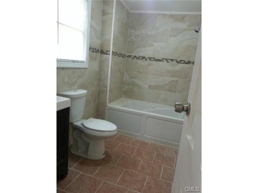 Connecticut purchase and rehab bathroom