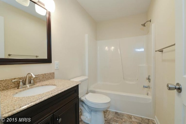 Maryland Hard Money Loan Fix Flip bathroom renovations