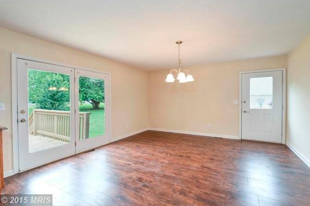 Maryland Hard Money Loan Fix Flip living room renovations