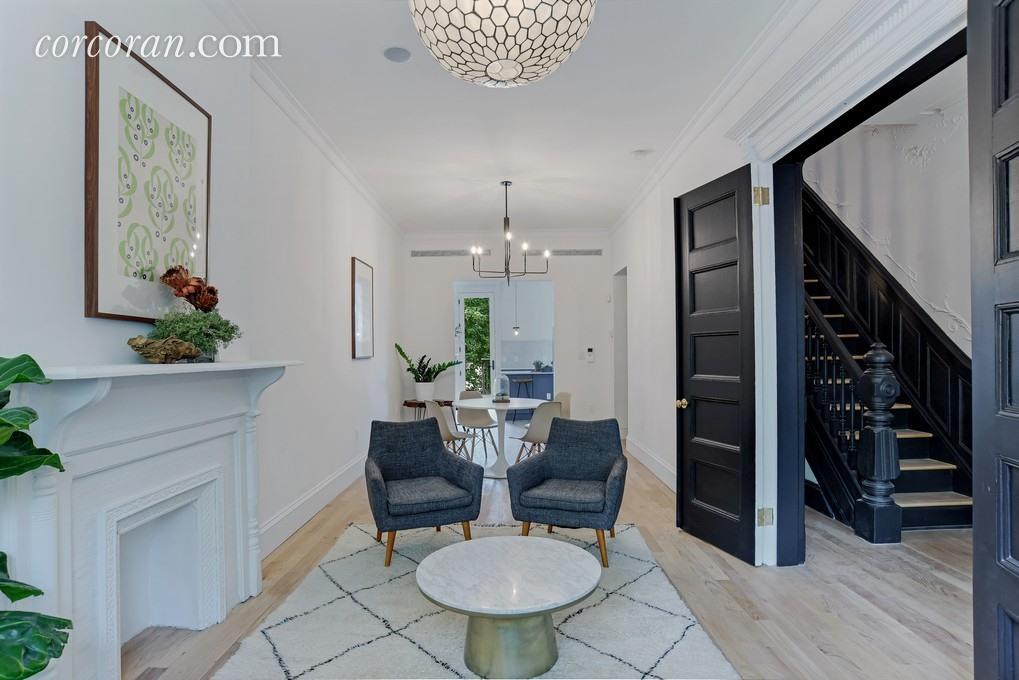 Brooklyn foyer renovations funded by ny hard money lender