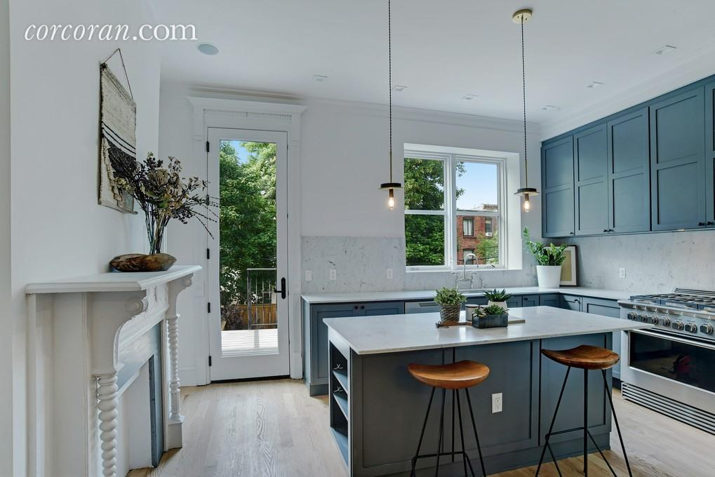 Kitchen renovations funded by hard money lender in brooklyn