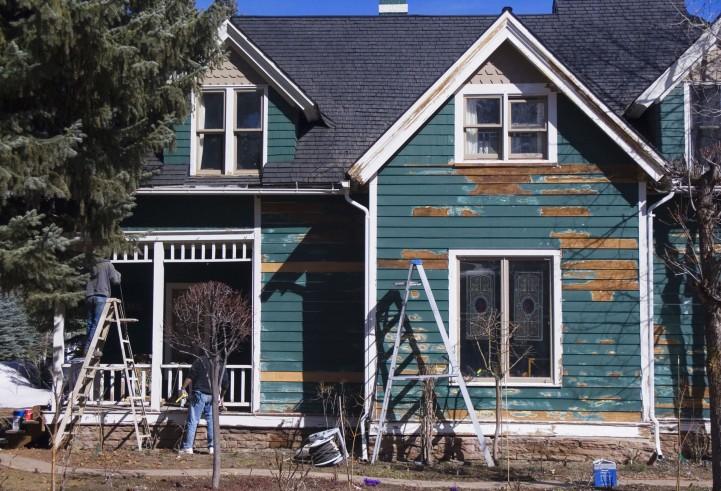 Asset Based Lending, Hard Money Lender, Old House