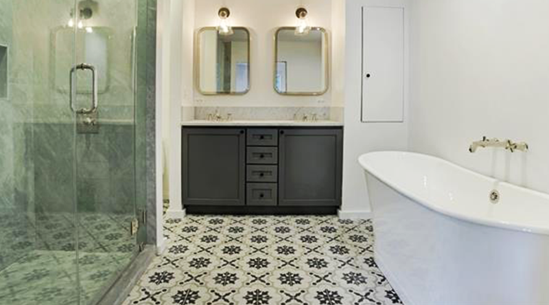 Fix and flip bathroom ideas