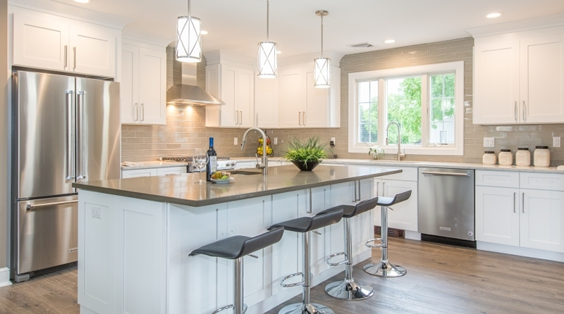 Choosing cabinets for your fix and flip