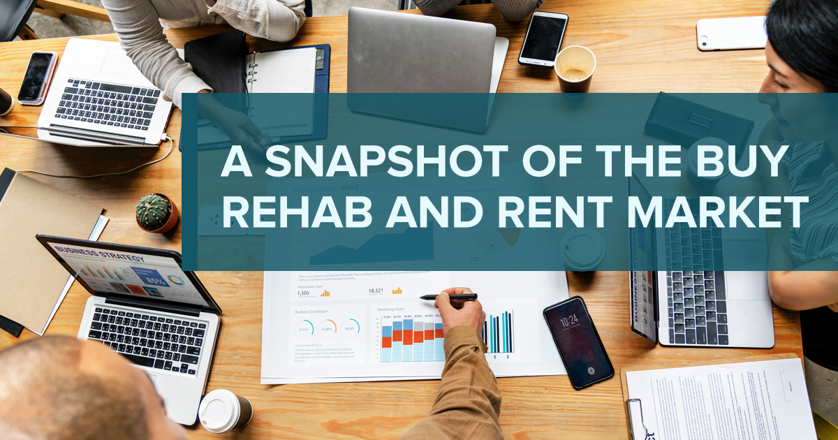 Buy rehab and rent marketing analysis overview