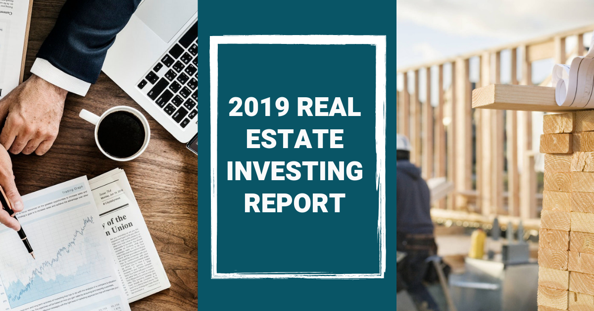 Real estate data and statistics for 2019