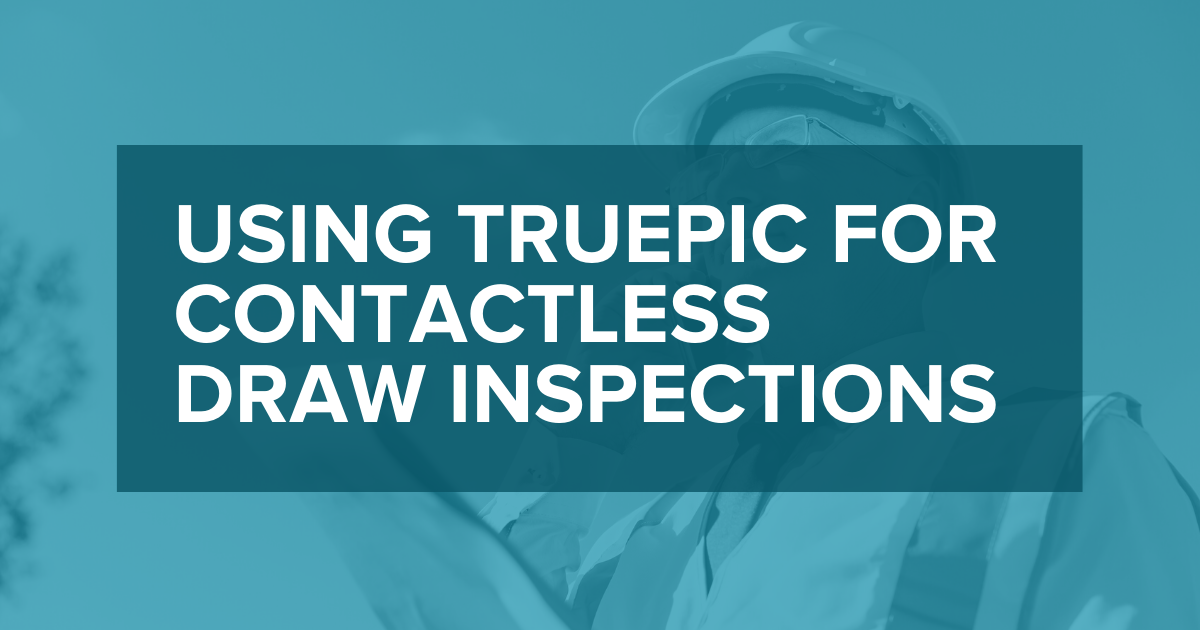 fast contact free draw inspections