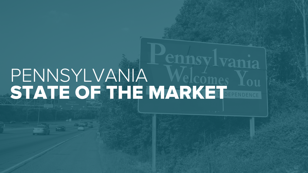 Statistics For Pennsylvania Real Estate Investors