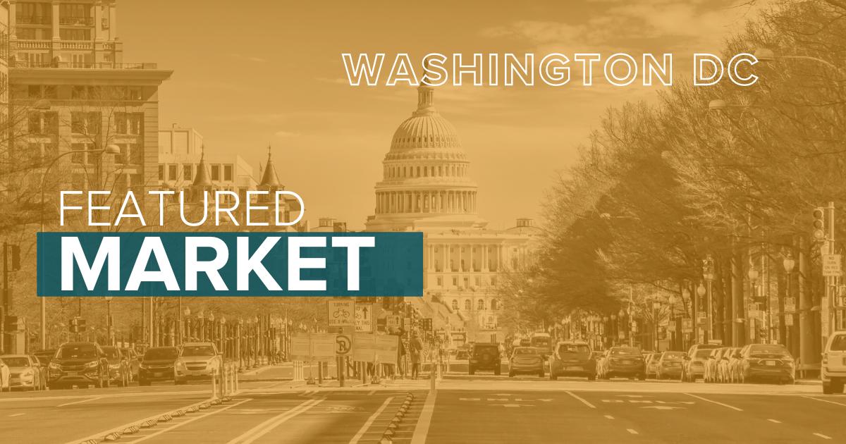 Washington DC Market Spotlight For Real Estate Investors